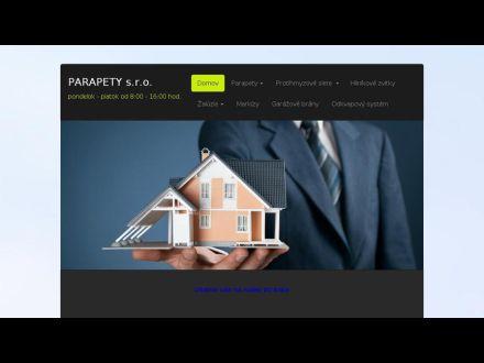 www.parapetybb.sk