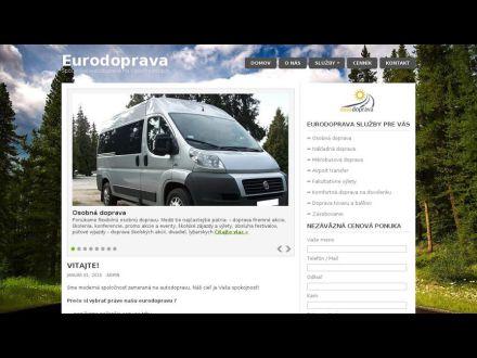 www.eurodoprava.sk