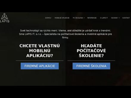 www.lapis.sk