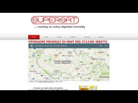 www.supersat.cz