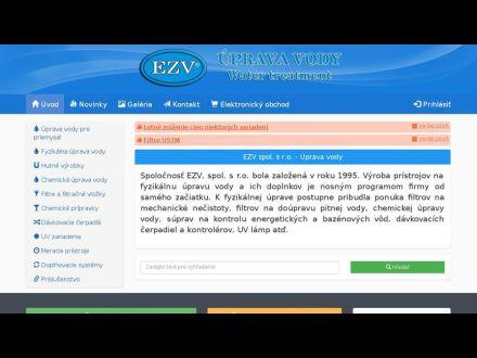 www.ezv.sk