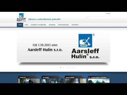 www.aarsleff.sk