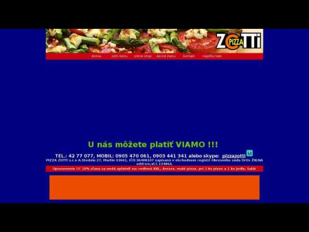 www.zotti.sk