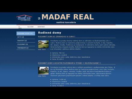 www.madafreal.sk