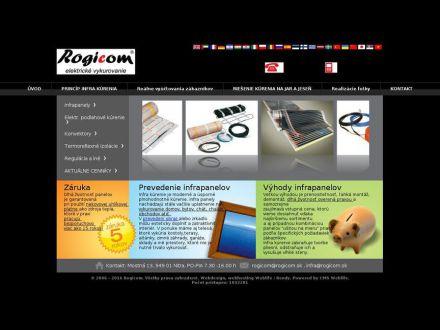 www.rogicom.sk