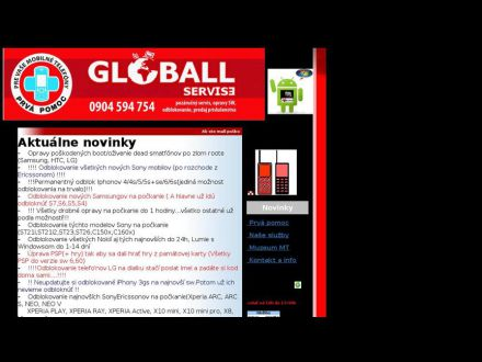 www.globall.sk
