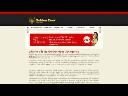 www.goldeneyes.sk