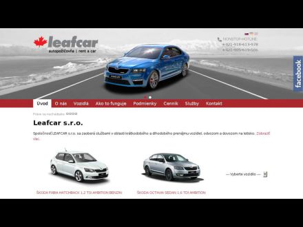 www.leafcar.sk