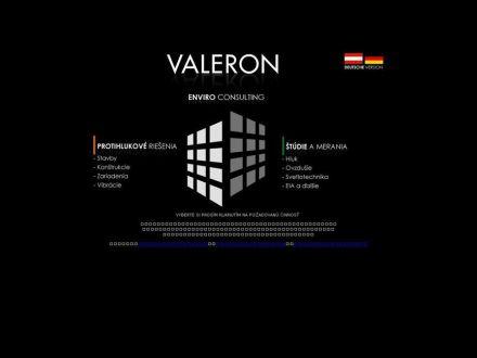 www.valeron.sk