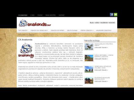 www.anakonda.sk