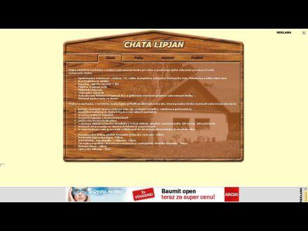 www.chata-lipjan.szm.sk