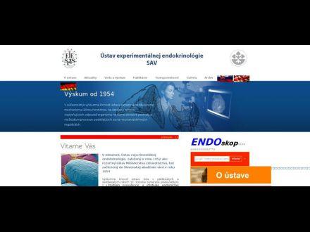 www.endo.sav.sk