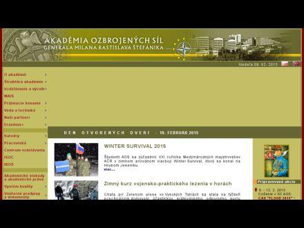 www.aos.sk