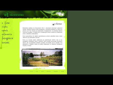 www.ekodendra.sk