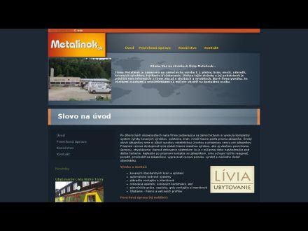 www.metalinok.sk