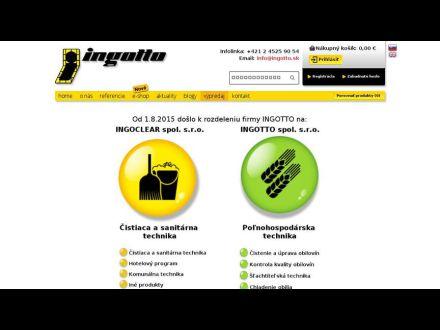 www.ingotto.sk