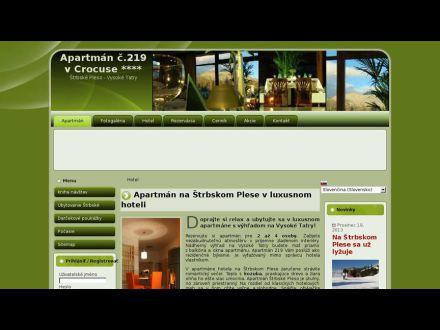 www.apartman-strbske-pleso.sk