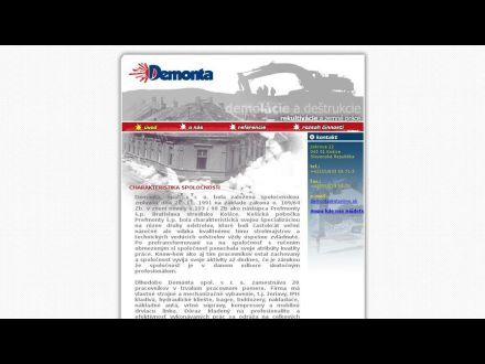 www.demonta.sk