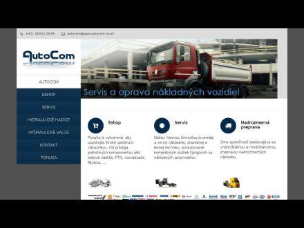 www.autocom-no.sk