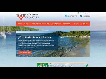 www.dalmacijatour.cz