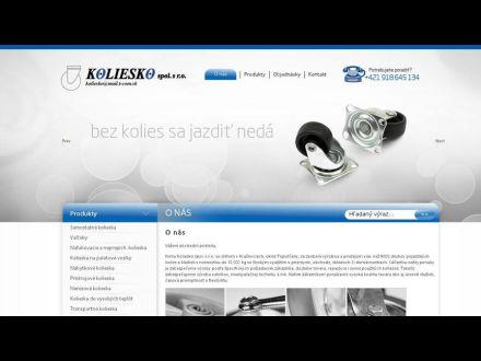 www.koliesko.com