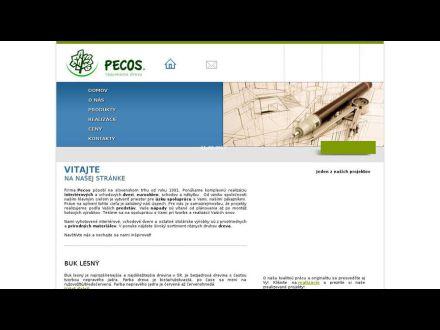 www.pecos.sk