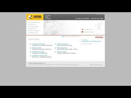 www.lucas-agency.sk