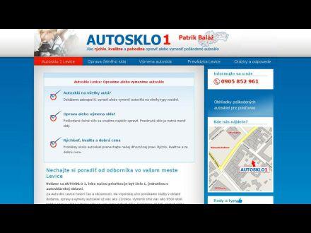 www.autosklo1.sk