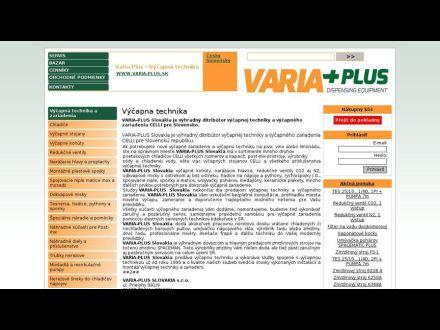 www.varia-plus.sk