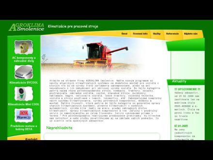 www.agroklima.sk