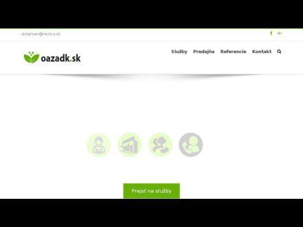 www.oazadk.sk