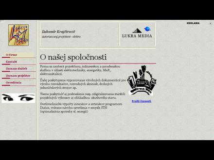 www.lukramedia.szm.sk