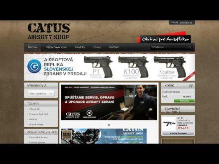 www.catus.sk