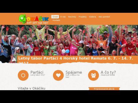 www.okacik.sk