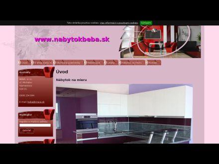 www.nabytokbeba.sk