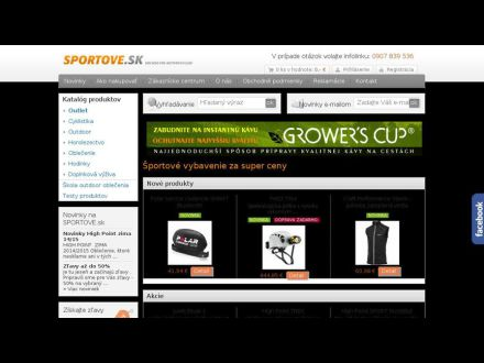 www.sportove.sk