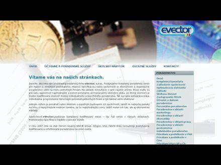 www.evector.sk