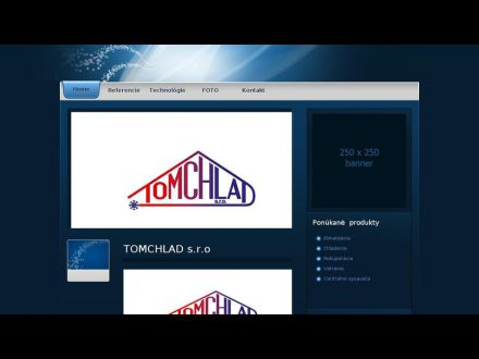 www.tomchlad.sk