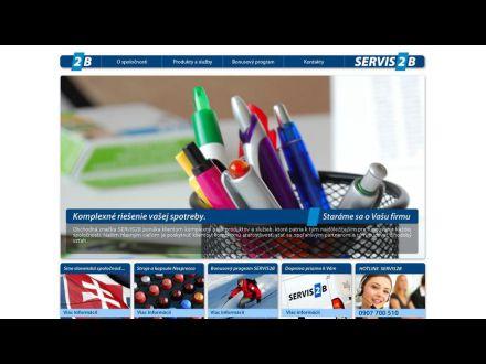 www.servis2b.sk