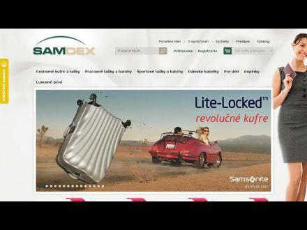 www.samdex.sk