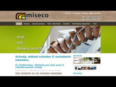 www.miseco.sk