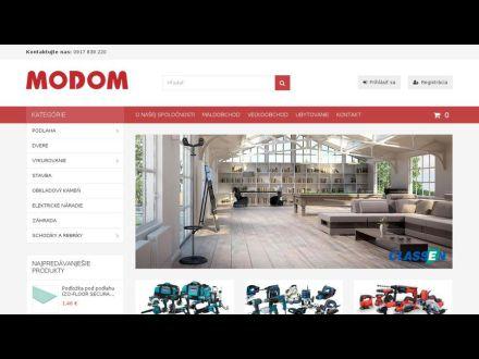 www.modomlm.sk