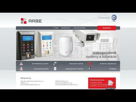 www.arbe.sk