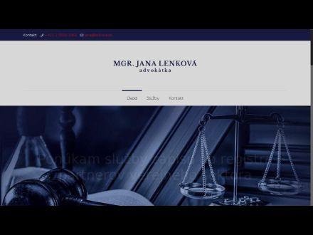www.lenkova.sk