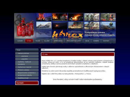 www.horex.sk