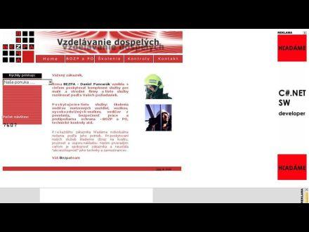 www.bezpa.szm.sk