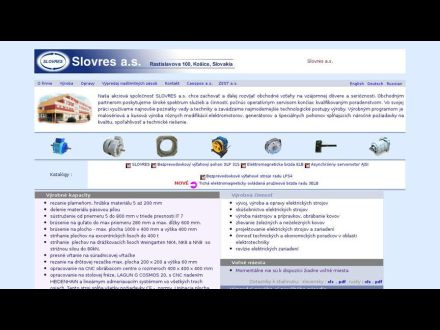 www.slovres.sk