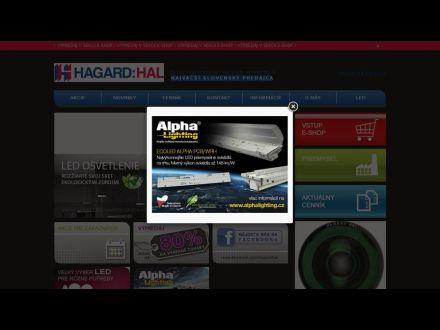 www.hagard.sk