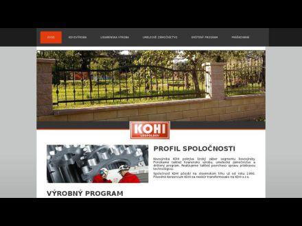 www.kohi.sk