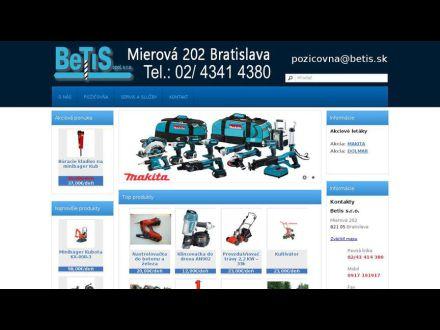 www.betis.sk